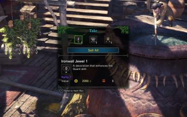 mhw cheat mods