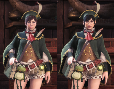 Guildmarm Improved