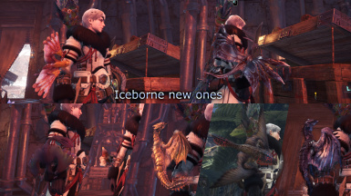 Insect Glave Kinsect to Monsters ( Iceborne Updated)