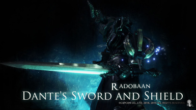 Dante's Sword and Shield