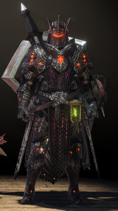 Art's Tempered Knight of Hecatelia