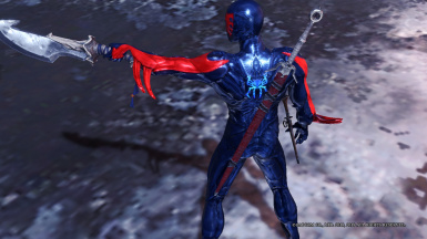 2099 Spiderman-Shattered Dimensions
