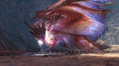 Safi Jiva Reworked At Monster Hunter World Mods And Community