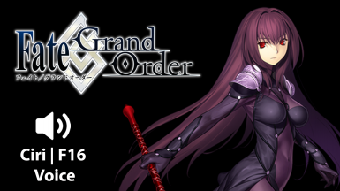 Scathach Voice Mod