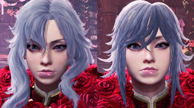 Rose Helm without Eyepatch (Male or Female)