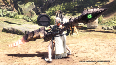 REWORKED HD Fatalis Insect Glaives Ruiner and Onyx