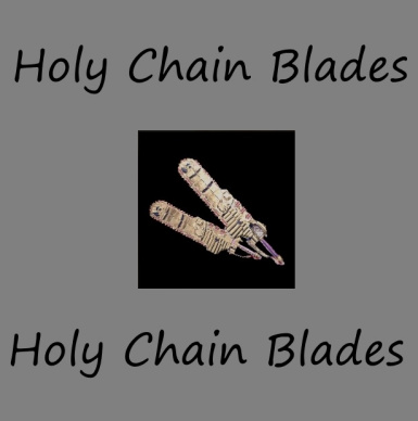 Holy Chain Blades