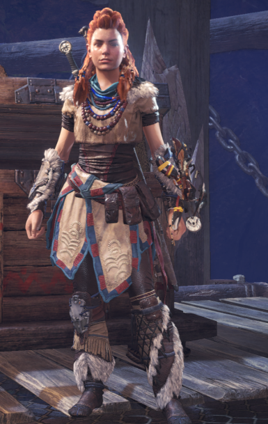 Aloy Layered Armor Replacement