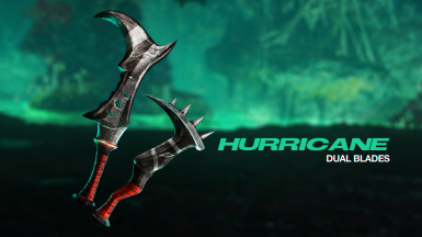 Hurricane Dual Blades (Remastered)