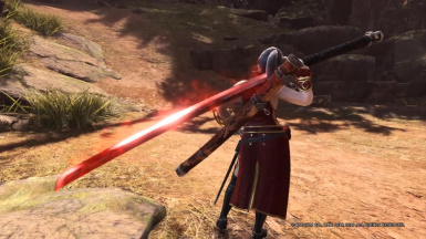 Mortal Blade from Sekiro