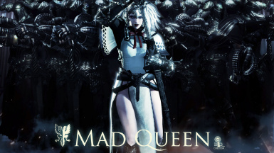 Mad Queen Armor