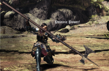 XV century Poleaxe GS(by billyro)