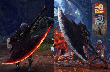 Dalamadur Greatsword - Wold The Just and Dreaming Dalamadur