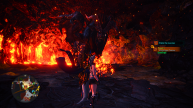 Arch Tempered Teostra