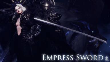 Empress Long Sword