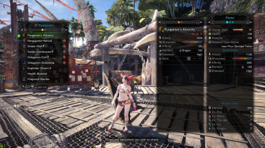 World Of Transmog at Monster Hunter: World - Mods and community
