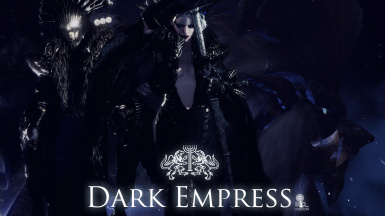 Dark Empress Armor(Women's and Men's)