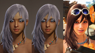 Handler's Side Part Hairstyle for Players