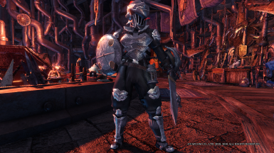Goblin Slayer Armor and Weapons