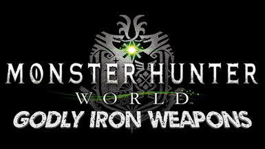 Godly Iron Weapons