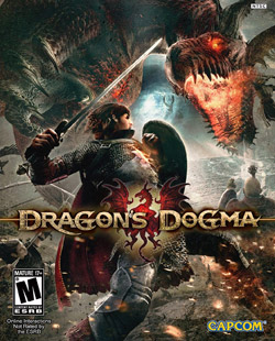 Dragon's Dogma Male Voice 1 for Hunters