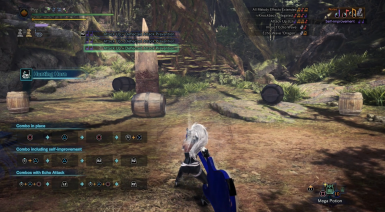 The Pillows song added to FLCL Hunting Horn mod