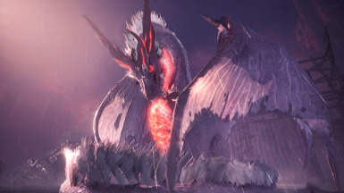 White Fatalis back from MH 2G