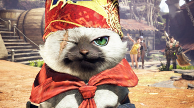 Meowscular Chef Palico