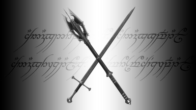 Lord of the Rings Charge Blade