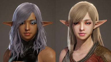 Female Player Elf Ears