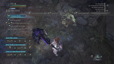 Ezekial's Charge Blades