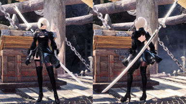 Virtuous Contract (Nier Automata)