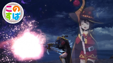 HBG Explosion of Megumin