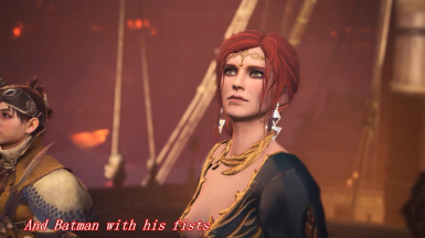 The Witcher--Triss