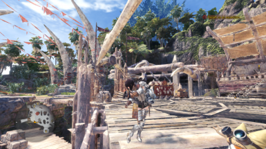 Low Is The New Ultra at Monster Hunter: World - Mods and community