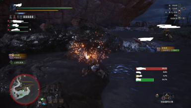 MHW Damage Meter at Monster Hunter: World - Mods and community