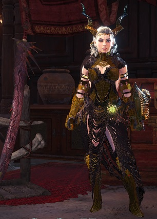 Kulve Taroth Remix Armor Set At Monster Hunter World Mods And Community Mr kulve taroth armor skills and aesthetics. kulve taroth remix armor set at monster