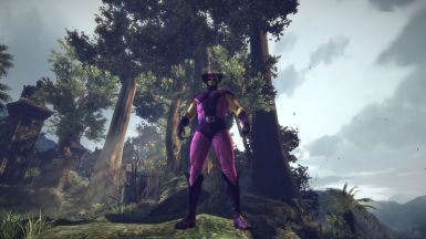 Pink Wolverine - UPK Version