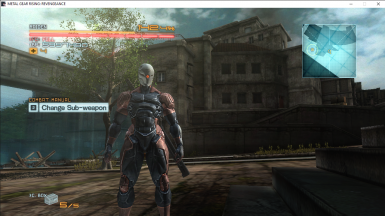 Gray Fox - Metal Gear Solid 1