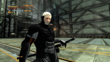 Solidus Snake (Jetstream Sam)