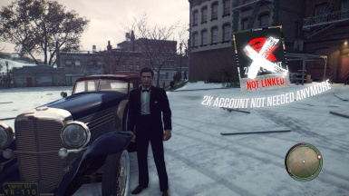 DLC Unlocker for Mafia II Definitive Edition