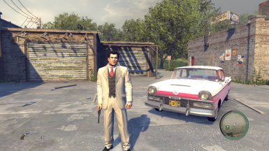 Mafia 2 Simple Cheat Free Ride Joe (After Chapter 15)