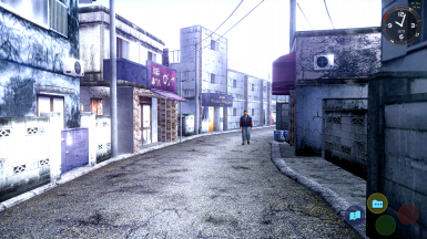 Shenmue HD - The Just Enough Reshade