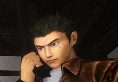 HD Ryo Face and Hair