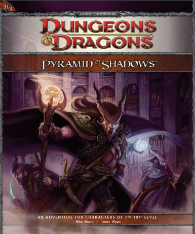 Pyramid of Shadows DE version