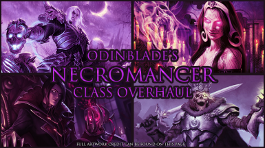 Odinblade's Necromancer Class Overhaul at Divinity: Original