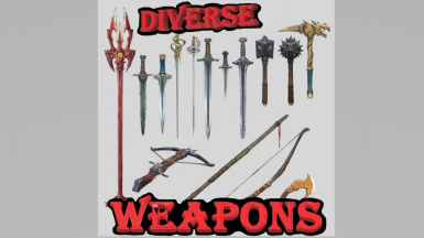 Diverse Weapons