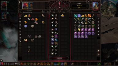Easy trade and Clear sold items