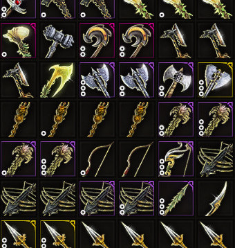 Rune Slots back to 3 (for all gear) - Definitive Edition