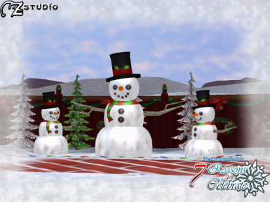 The Christmas Pack Part 2 - 7 Reasons to Celebrate